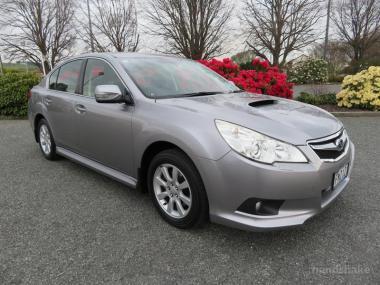 2010 Subaru Legacy Euro AWD