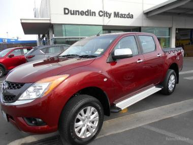 2012 Mazda BT-50 4WD GSX D/C W/S 6AT