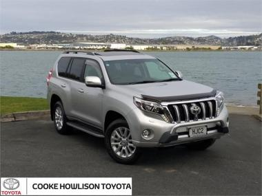2014 Toyota Land Cruiser Prado VX Limited