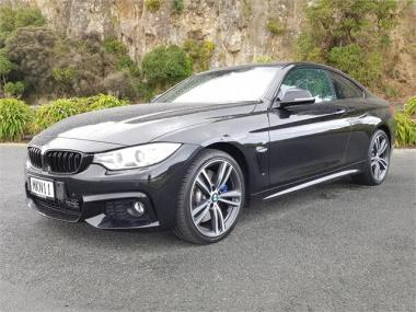 2016 BMW 4 Series 435d xDrive M Sport Coupe