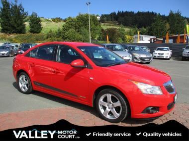 2012 Holden Cruze CD 1.4 Turbo