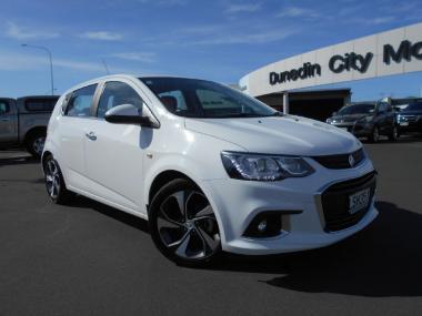 2018 Holden Barina LT 1.6 Petrol auto hatch