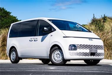 2021 Hyundai Staria Load CRDi Auto 3S