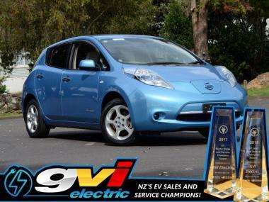 2012 Nissan Leaf G 10 Bar * Side A/Bags * $3.00 a