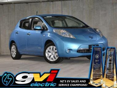 2013 Nissan Leaf 24X Gen 2 * Side A/Bags * Take ad