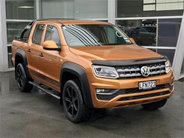 2018 VOLKSWAGEN AMAROK Canyon 4-Motion Auto Double