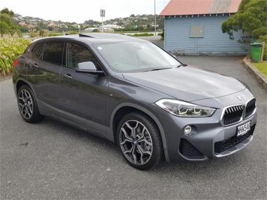 2019 BMW X2 xDrive 20i M-Sport X + Vision