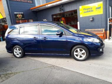 2008 Mazda PREMACY 7 SEATER PEOPLE MOVER