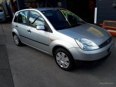 2005 Ford FIESTA ONLY 70838ks TOW BAR