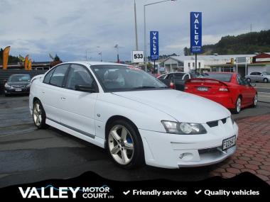 2004 HOLDEN COMMODORE EXECUTIVE V6