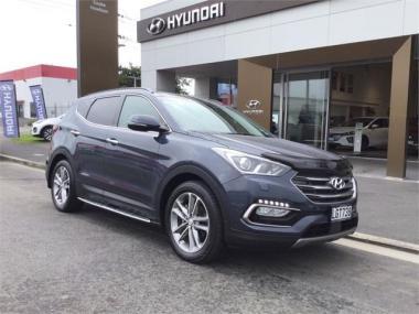 2018 Hyundai Santa Fe PE Elite Limited