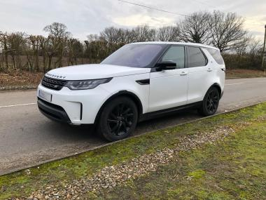 2018 LandRover Discovery 5 HSE 3.0 Td6 Black Packa