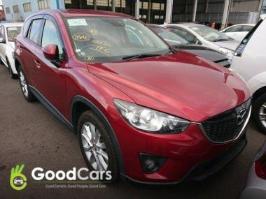 2012 Mazda CX-5 XD Lux Pack+Sport Pack
