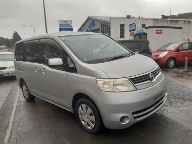 2007 Nissan Serena 8 Seats No Deposit Finance