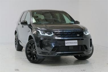 2020 LandRover Discovery Sport P250 R-Dynamic SE