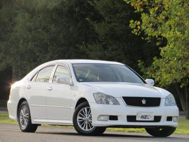2008 Toyota Crown Athlete Premium Edition