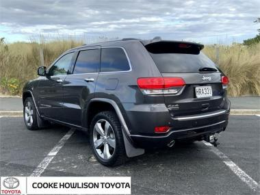 2014 Jeep Grand Cherokee Overland 3.0D4WD8A/S
