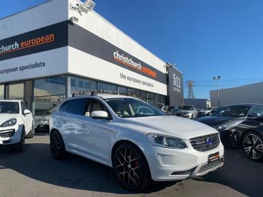 2013 Volvo XC60 T5 Facelift Sports