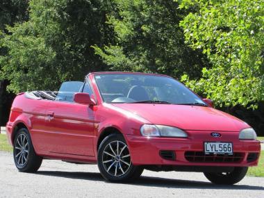 1997 Toyota Cynos