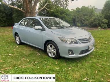 2013 Toyota Corolla GLX SEDAN