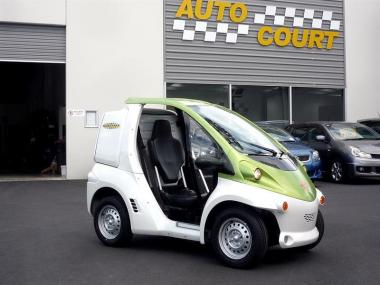 2012 Toyota COMS B ELECTRIC VEHICLE