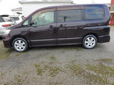 2007 Nissan SERENA