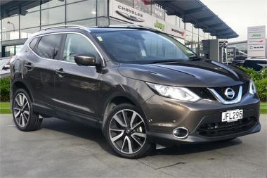 2015 Nissan Qashqai Ti 2.0Lt Petrol