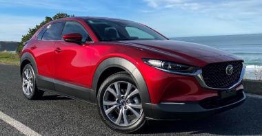 2021 Mazda CX-30 CX-30 B AWD LTD 2.5 6AT