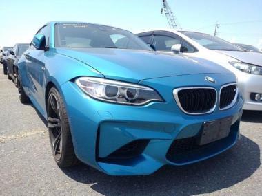 2016 BMW M2 Coupe 365 BHP