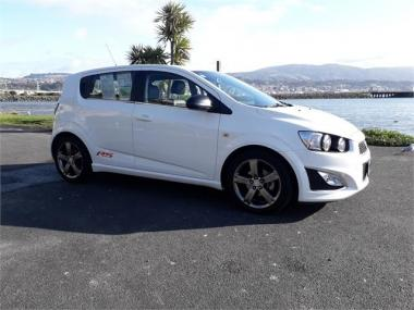 2016 Holden Barina 1.4L RS Hatch Turbo Auto