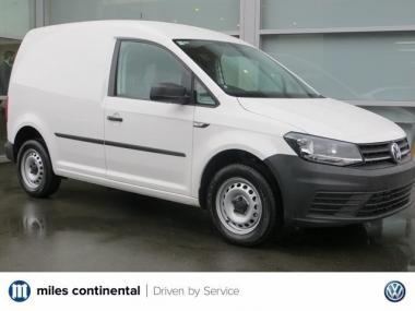 2020 VOLKSWAGEN CADDY Delivery Van Petrol Auto