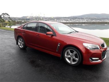 2017 Holden Commodore SV6 Sedan 3.6L V6 Auto