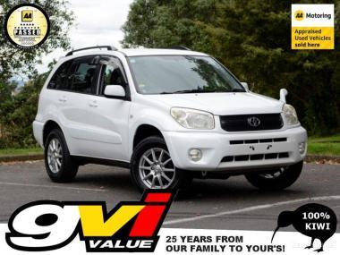 2005 Toyota RAV4 4WD * 5 Door / 2000cc * SAVE $$$$