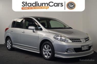 2008 Nissan Tiida 15M
