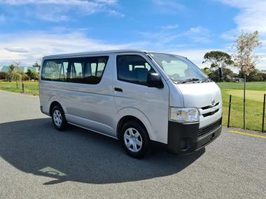 2018 Toyota Hiace 2.8 Turbo Diesel