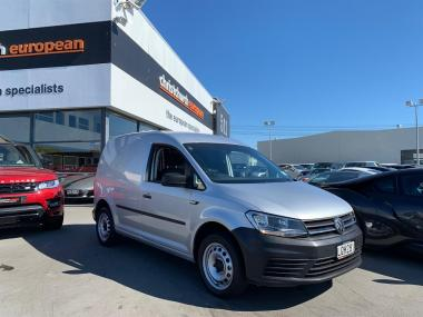 2016 Volkswagen Caddy Delivery 1.4 TSI 7 Speed