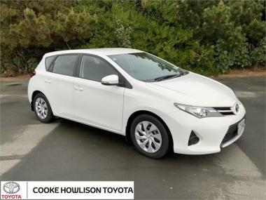 2014 Toyota Corolla GX FWD 1.8P