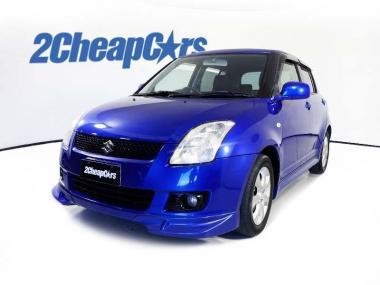 2009 Suzuki Swift XG