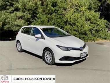 2017 Toyota Corolla GX FWD 1.8P
