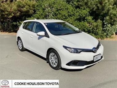 2018 Toyota Corolla GX FWD 1.8P
