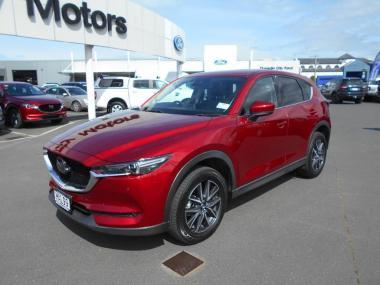 2019 Mazda CX-5 LTD 2.5 litre Petrol AWD