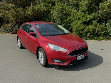 2018 Ford Focus TREND 1.5 AUTO HATCH