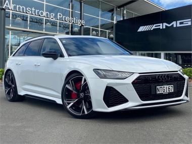2021 Audi RS6 Avant QUATTRO
