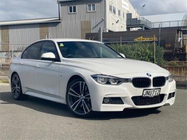 2016 BMW 3 Series 330I