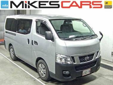 2014 Nissan Caravan NV350 2.5TD DX - 66,409km