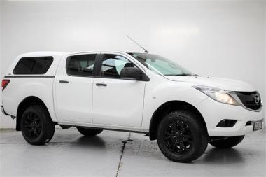 2017 Mazda BT-50 GLX 4WD 3.2L TURBO DIESEL 6 SPEED