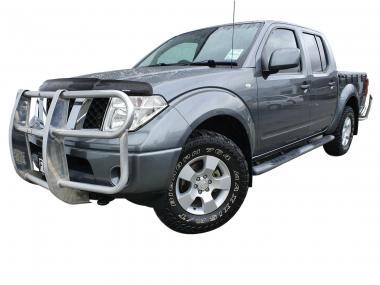 2011 Nissan Navara D/C 2.5D 4WD ST MT