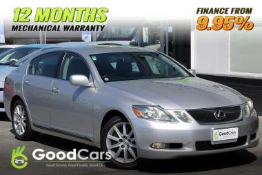 2006 Lexus GS 350 Luxury Sedan