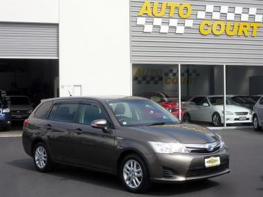 2013 Toyota Corolla Fielder Hybrid