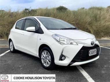 2017 Toyota Yaris SX 1.5